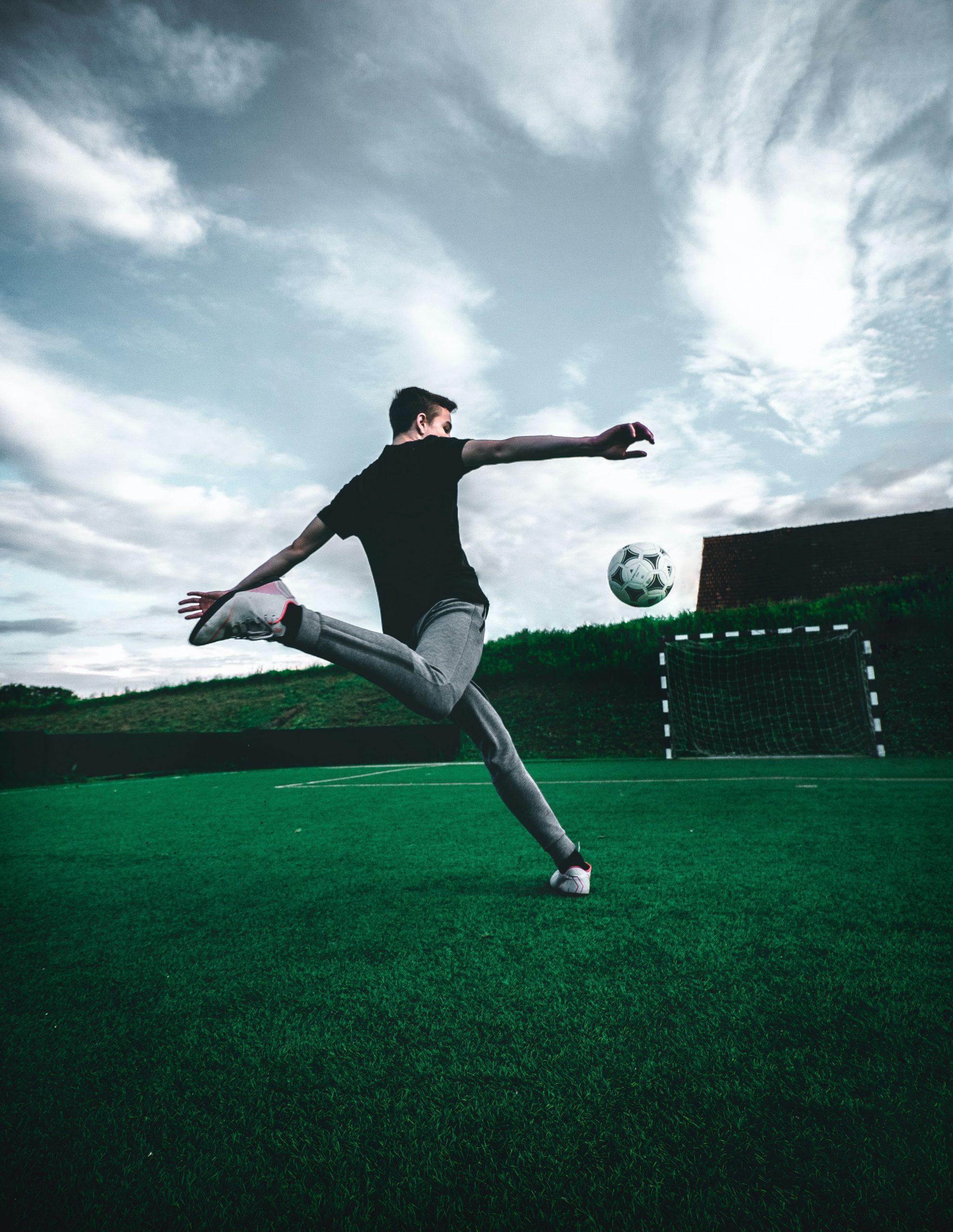 Brain Masters Unsplash voetbal
