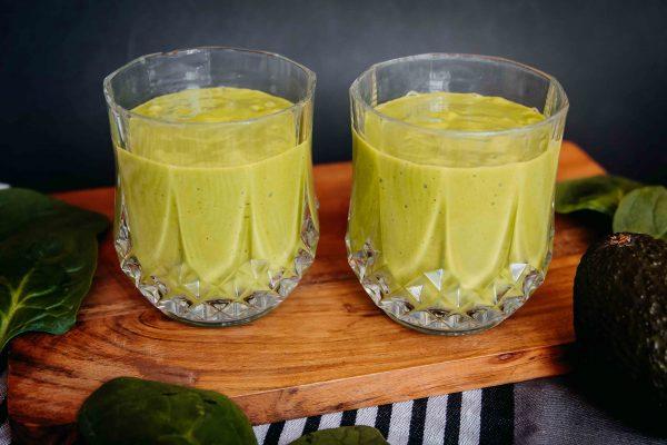 Avocado-Mango Smoothie Brain Masters BrainFood