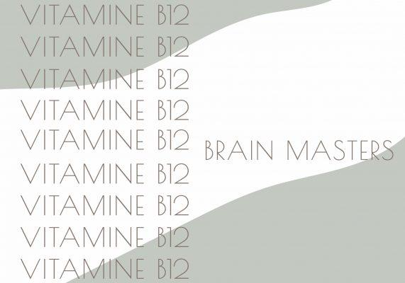 vitamine C brain masters