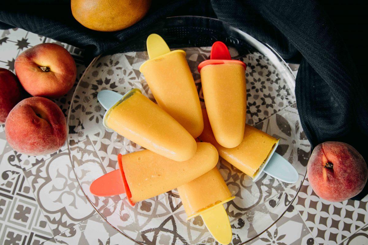Brain masters recepten mango perzik ijs